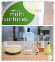 Nettoyant+Multi-usage+naturel