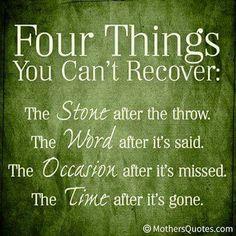 Very true indeed