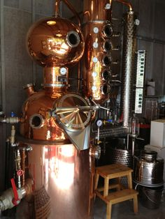 Award-winning San Juan Island Distillery