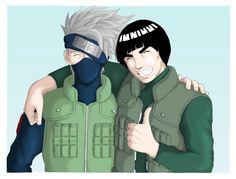 Konoha's Most Powerful Pair: The Kakashi and Gai FC - Page 4 - Naruto Forums