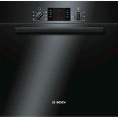 Four BOSCH HBA43B262F - Nettoyage EcoClean - Coloris Noir - 320 euros