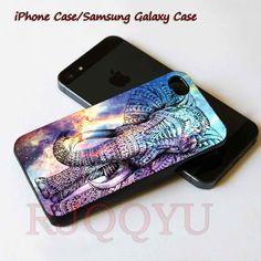 Elephant Aztec  iphone case series