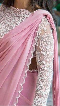 Kurta Designs, Saree Blouse Neck Designs, Saree Blouse Patterns, Fancy Blouse Designs, Bridal Blouse Designs, Designs For Dresses, Designer Blouse Patterns, Saree Jacket Designs Latest, Shagun Blouse Designs