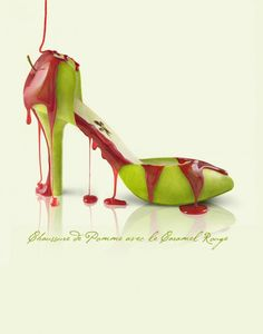 CLARE PLUECKHAHN   FOOD SHOES