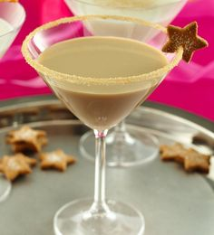 Gingerbread Cookie Cocktail Recipe by Betty Crocker Recipes, via Flickr
