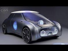 #BMW Group reveals futuristic #MINI #Vision #concept #car
