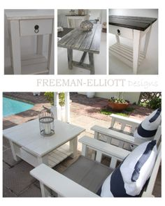 Relaxed Cape Cod Style Furniture