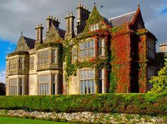 Muckross House, Killarney National Park, Co. Kerry Ireland