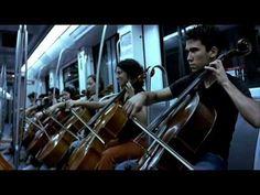 """Bach-""""Suite for Solo Cello No. 1 in G Major"""" From """"El Silencio Antes de Bach."""" Chilling."""