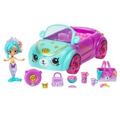 Awesome collection of Shopkins Toys in UK. Shop now for Shopkins season 5 and other series. Pre-order, buy online or collect in your local Smyths Toys Superstore. Baby Girl Toys, Toys For Girls, Kids Toys, Bratz Doll, Barbie Dolls, Baby Barbie, Shopkins Happy Places, Shopkins And Shoppies, Barbie Doll Accessories