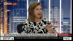 Telling the truth about domestic violence – on Sky News' Beattie & Reith