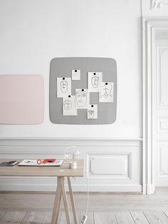 Mood Flow Wall by Lintex | White boards