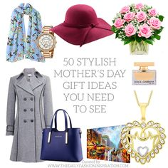 Mother's day #gift ideas. #mum