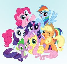 My Little Pony Friendship is Magic- I fully 100% approve.