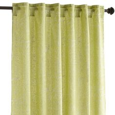 Amelie Curtain - Green