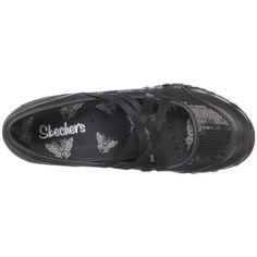 ba46612b16dd Skechers Women s Girls-Night-Out Silver Mules Flats 21138 2 UK  Amazon.co.uk   Shoes   Bags