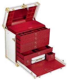 Large Travel Jewelry Case |  YouMakeInChina.com