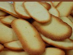 Come fare le Lingue di Gatto - Ricette Dolci e Cucina - Video Tutrorial - YouTube