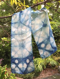 New range of silk scarves now available on my website http://www.dyedheaven.com/store/indigoscarf/