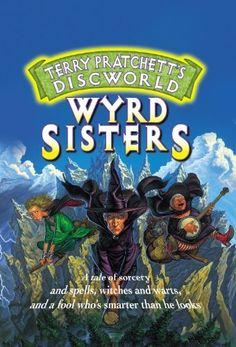 """Drown My Books: Discworld: Wyrd Sisters Flynn"" Christoper Lee, Nanny Ogg, Eleanor Bron, Jane Horrocks, Wyrd Sisters, Steve Pemberton, Sisters Movie, Terry Pratchett Discworld, United Kingdom"