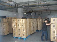 11. Goods Packed for Export