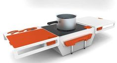 The Stylish and Contemporary Jessica Damsma Outdoor Chef #camping #outdoors trendhunter.com