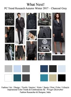 #fashion #art #design #AW17 #winter2017 #pctrendresearch #India #charcoalgrey #charcoal #leather #grey #homedecor #interiordesign #knits #knitwear #leathershoes #mensuits #pantone #colortrendswinter2017 #textiles #weave #menswear #tuxedo #menshoes #suede #lifestyle #knitting #fashionforecasting2017 #kidsfashion #couture #mensfashion #cables