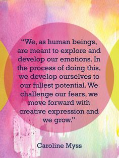 Grow with creative expression