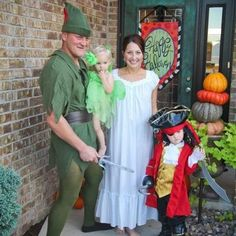 Nobody in the family has to grow up with this Peter Pan-inspired idea. Pixie dust optional.(via Happy Home Fairy)