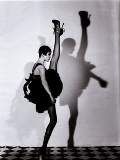 Arthur Elgort- Sorry, this makes me lol. Ministry of Silly Walks, anyone?