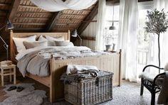 Schlafzimmer mit Kuschelgarantie