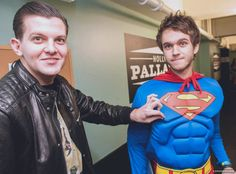 dillon francis and zedd, who always looks 12 years old.