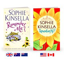 Sophie Kinsella is the BEST ever.  Love her stand alone novels, they are hilarious and so much fun.