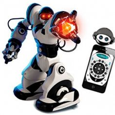 WowWee Robosapien X Robot Kit Remote Control Android Happy Birthday Gift Toy