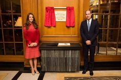 William and Kate, the Earl and Countess of Strathearn, visit Scotland