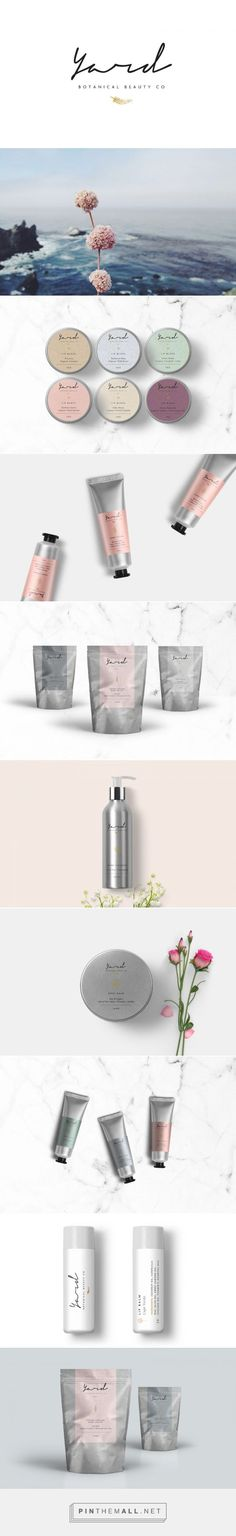 Yard Skincare Packaging by Aldershots Design Studio | Fivestar Branding – Design and Branding Agency & Inspiration Gallery