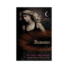 Burned House of Night Series ❤ liked on Polyvore featuring books