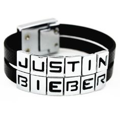Justin Bieber Silver Metal Letter Belieber Wristband Bracelet Justin Bieber Series,http://www.amazon.com/dp/B00AUV1ZXA/ref=cm_sw_r_pi_dp_iYpUsb1MZ2MR0VNW