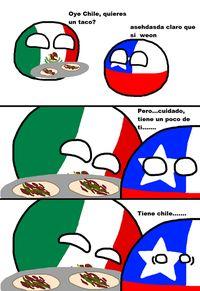 chile countryball - Buscar con Google
