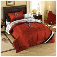 Texas Tech Full Bed in a Bag