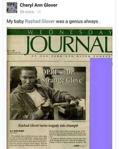 Something we loved from Instagram! I was feeling a little down today then my mother posted my old news papers about my inventions from 2001! Wow thanks mama. You aint seen nothing yet!! @eye_am_dr.ronjoe @ecambry @bestahmed @andrelane @sandybader @mylengsofab @andrelane @qlenear @mostly_d @bestahmed  #lawofattraction #raspberrypi #arduino #arduinochicago #gamedev #education #siliconvalley #diversity #nsbe #access #hackathons #actso  #hackathons  #blacklivesmatter #education #javascript…