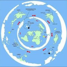 Flat Earth Map Antarctica.Flat Earth On A 1000 Year Old Buddhist Map Awake From The Lies