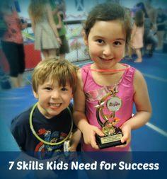 Top 7 Key Skills Kids Need to Achieve Success - VINCI