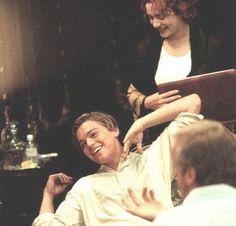 Titanic. Leonardo DiCaprio. Kate Winslet.
