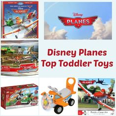 Top 5 Disney Planes Toddler Toys - My Teen Guide