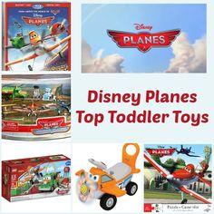 Top 5 Disney Planes Toddler Toys