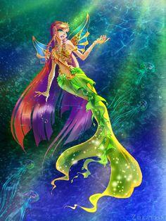 mermaids | Winx mermaids - The Winx Club Fan Art (24401612) - Fanpop fanclubs