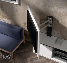 Panel giratorio para la televisión modelo 101