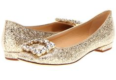Wedding Accessories Inspiration Shimmery Bridal Heels Kate Spade flats