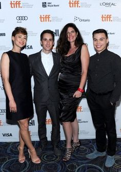 World premiere of All the Wrong Reasons at the Toronto International Film Festival.